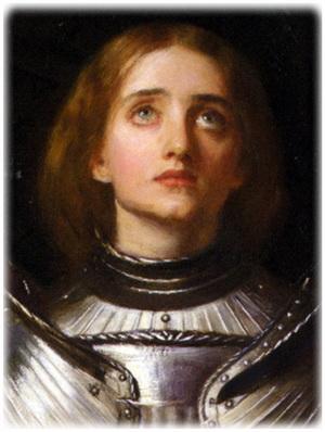Jeanne d'Arc Zitate